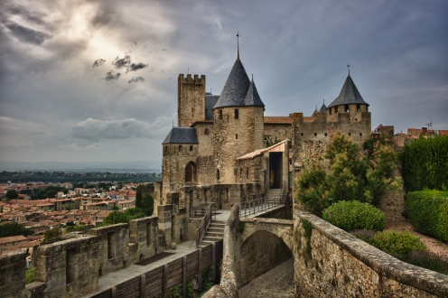 Carcassonne-e